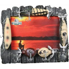 Antique Lures Picture Frame - 4 x 6